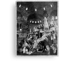 The Killing Jar (Shocking the Monkey.). Metal Print