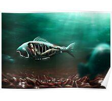 Underwater Prison Poster