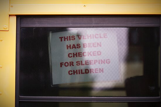 checked for sleeping children by HannelePhoto