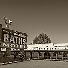 Buckhorn Baths & Motel by LoneTreeImages
