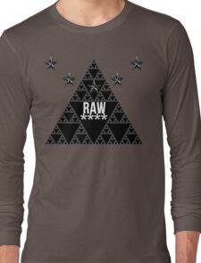 RAW**** X STAR Long Sleeve T-Shirt