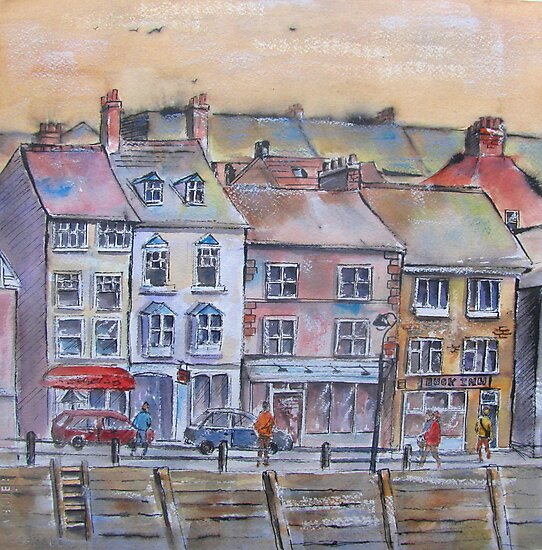 Whitby, North Yorkshire by bevmorgan