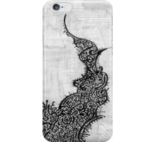 These Thoughts Morph iPhone Case/Skin