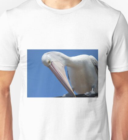 Pelican Bow Unisex T-Shirt