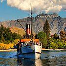 TSS Earnslaw, Lake Wakatipu NZ by andreisky