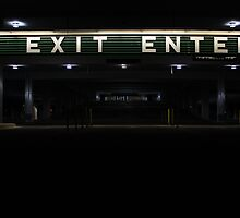 Exit Enter by GoingF3D