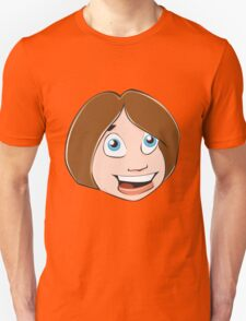 Happy girl T-Shirt