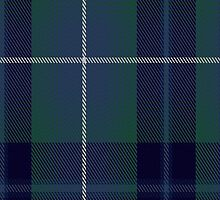 00452 Bell-McTier Thistle Tartan Fabric Print Iphone Case by Detnecs2013