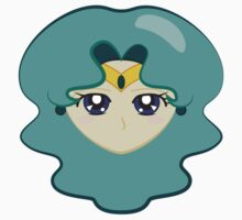 Sailor Neptune by eveningshadow