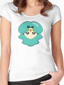 Sailor Neptune Women's Fitted Scoop T-Shirt