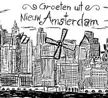 Nieuw Amsterdam by pda1986