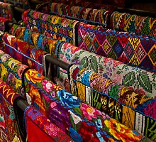 Guatemalan colors by Jeanne Frasse
