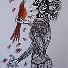 The songbird by billimaus