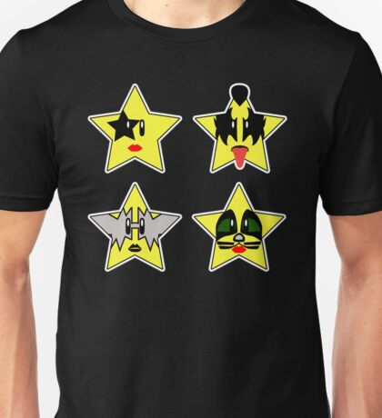 Super (Rock) Stars Unisex T-Shirt
