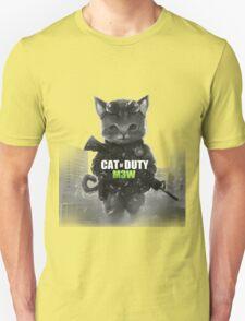 Cat of Duty T-Shirt