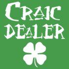 St Patrick's Day: Craic Dealer by edwardengland