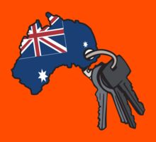 Dr. Horrible Keys to Australia  by Brantoe