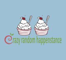 Dr. Horrible Crazy Random Happenstance Kids Tee