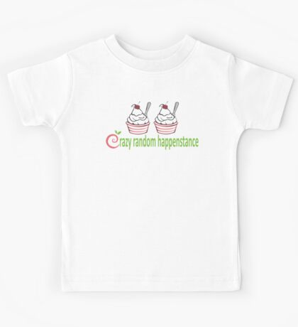 Dr. Horrible Crazy Random Happenstance Kids Tee