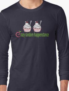 Dr. Horrible Crazy Random Happenstance Long Sleeve T-Shirt