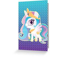 Celestia Greeting Card