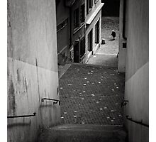 Stairs - Zurich, Switzerland Photographic Print