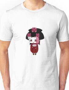 Chibi Lady Aka Unisex T-Shirt