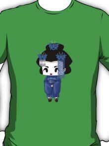 Chibi Lady Ao T-Shirt