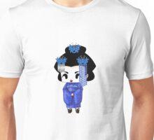 Chibi Lady Ao Unisex T-Shirt