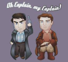 Oh Captain, My Captain! Kids Clothes