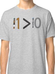 Gallifreyan Math Classic T-Shirt