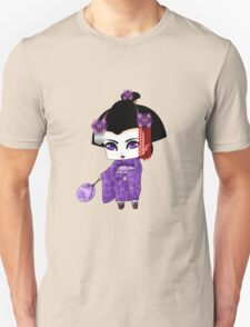 Chibi Lady Murasaki Unisex T-Shirt
