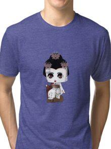 Chibi Lady Shiro Tri-blend T-Shirt