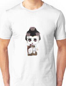 Chibi Lady Shiro Unisex T-Shirt