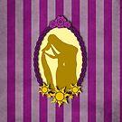 Vintage Rapunzel by Gilove2dance