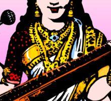 Sarasvati Now Sticker