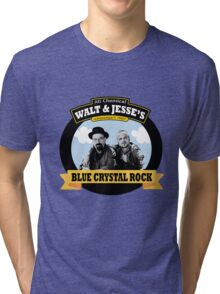 WALT AND JESSE'S Tri-blend T-Shirt