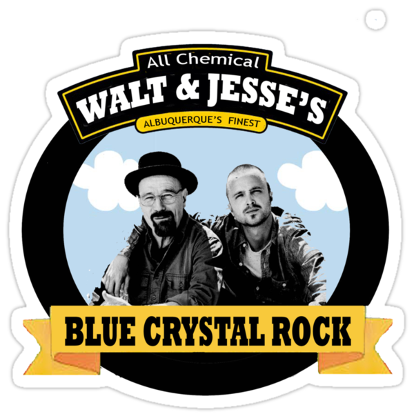 WALT AND JESSE'S by Chimpking