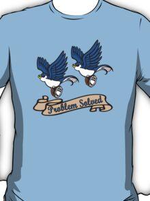 Monty Python Problem Solved T-Shirt
