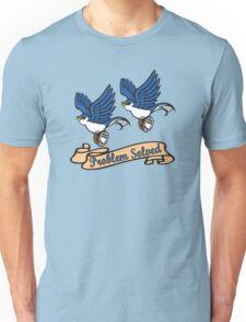 Monty Python Problem Solved Unisex T-Shirt