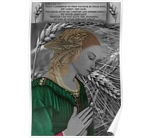 (✿◠‿◠) RUTH 2:13~ BIBLICAL FIGURE WITH SCRIPTURE (✿◠‿◠) Poster