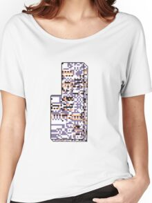Missingno. Women's Relaxed Fit T-Shirt
