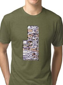 Missingno. Tri-blend T-Shirt