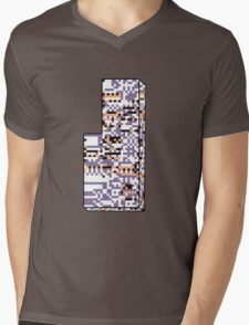 Missingno. Mens V-Neck T-Shirt