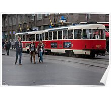 City Transit Poster