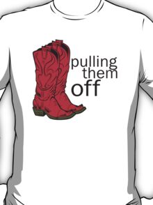 How I met your mother Pulling them off T-Shirt