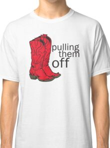 How I met your mother Pulling them off Classic T-Shirt