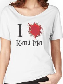 Indiana Jones I love Kali Ma Women's Relaxed Fit T-Shirt