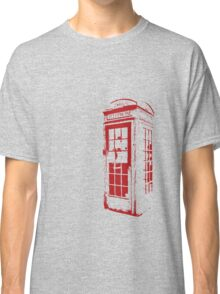 English Phonebooth Classic T-Shirt