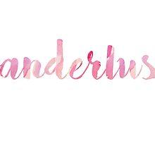 wanderlust by Emily Grimaldi